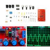 Комплект генератор сигнала синусоидальной функции треугольник квадрат выход 1Гц - 1МГц XR2206 поделки