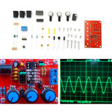 DIY XR2206 Functie Signaal Generator Kit Sine Triangle Square Uitgang 1HZ-1MHZ