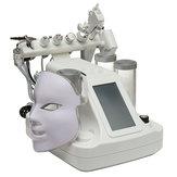 8 in 1 RF Hautverjüngung Reinigung Akne Behandlung Maschine