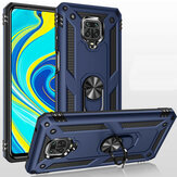 Bakeey Xiaomi Redmi Note 9S Case Armor Shockproof With Stand Ring Protective Cover For Xiaomi Redmi Note 9 Pro / Xiaomi Redmi Note 9 Pro Max Non-original