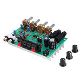 DX0809 Stereo Amplifier Board Dual Channel Karaoke with Microphone Jack Audio Modified Motherboard