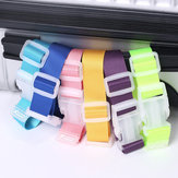 Luggage Suitcase Bag Hanger Buckle Portable Travel Hang Belt Anti-lost Clip Against Loss Bag Label Fixing Strap