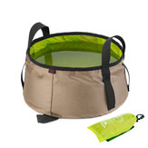 Naturehike 10L/16L Outdoor Folding Water Bucket Silicone Fishing Washing Portable Camping For Beach