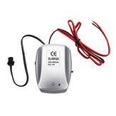 Sterowanie głosem DC12V Zasilacz Adapter sterownika LED Sterownik falownika 1-6M El Wire Light