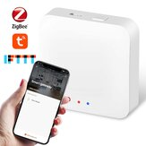 Tuya ZigBee3.0 Bridge Wireless Smart Home Mini Gateway Hub APP Afstandsbediening Ondersteunt Alexa Google Home