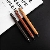 Shuli 3319 Inktloze pen Milieubescherming Slijtvastheid Metalen pen Stationery Student Office Suppiles