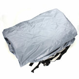 210D 11-22FT Heavy Duty Boat Cover For V-Hull Speedboat Ski Sport WaterProof