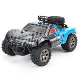 KYAMRC 1885B 1/18 2.4G 18 km / h RWD Rc Auto Big Wheel Monster Fuoristrada Veicolo RTR Toy