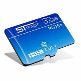 STMAGIC 32GB 64GB UHS-I U3 Scheda memoria di memoria dati ad alta velocità TF classe 10 per altoparlante tablet Smartphone
