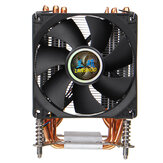 CPU Cooler 3pin/4pin 6 Heatpipes Heatsink Fan Cooling Quiet Fan Coolerfor LGA 1150/1151/1155/1156/1366/2011/X79/X99/299