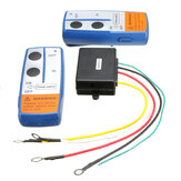 12V 100ft Wireless Winch Remote Controller Herstelkraan Twin Han