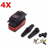 4X MG996R Digital Metal Gear Servo For Robot ZOHD Volantex Airplane RC Helicopter Car Boat Model