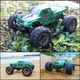 Xinlehong 9130 RTR 1/16 2.4G 4WD 36 km / h RC Car Big Foot Off Road Truck Pojazdy
