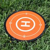 LENVEE 55CM Parking Pad Apron Universal for DJI Mavic 2/Air/Pro/Spark/Mini/FIMI X8 SE 2020 RC Quadcopter