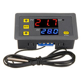 W3230 AC110V-220V 20A LED Digital Temperature Controller Thermostat Thermometer Temperature Control Switch Sensor Meter
