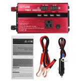 Peak 3000W 4 Type DC 12V/24V to AC 110V/220V Solar Power Inverter LED Modified Sine Wave Converter