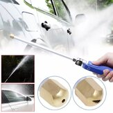Kcasa 46cm Car High Pressure Jet Garden Washer Hose Wand Nozzle Sprayer Watering Spray Sprinkler Cleaning Tool