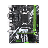 HUANANZHI B75 PLUS V3.1 Motherboard M-ATX For Intel LGA 1155 i3 i5 i7 E3 DDR3 1333/1600MHz 16GB SATA3.0 USB3.0 PCI-E VGA+HDMI GAME