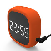 Meng Pet TV LED-display Digitale thermometer Meerdere bedden Multifunctionele snooze-functiethermometer voor kinderen