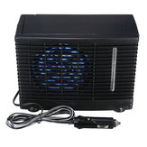 12V Portable Home Car Cooler Fan de refrigeração Water Ice Evaporative Air Conditioner