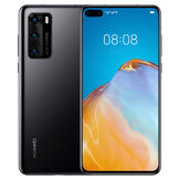 HUAWEI P40 Global Version 6.1 inch 50MP drievoudige achteruitrijcamera 8GB 128GB WiFi 6 NFC Kirin 990 5G Octa Core-smartphone