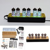 Geekcreit DIY NB-11 Fluorescent Tube Clock IV-11 Kit VFD Tube Kit VFD Vacuum Fluorescent Display