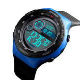 SKMEI 1465 50M Waterproof Contagem regressiva Outdoor Digital Assistir