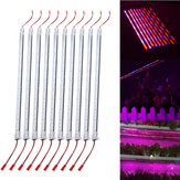 10PCS 50CM SMD5730 Vermelho: Azul 5: 1 LED Planta Grow Rigid Strip Hydroponic Bar Light Kit DC12V