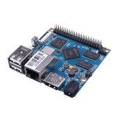 MuzPIBPI-M2+H3Dört çekirdekli Cortex-A7 H.265 / HEVC 4 K 1 GB WIFI Ile DDR3 8 GB eMMC & Bluetooth Onboard Tek Kurulu Bilgisayar Geliştirme Kurulu Mini PC Öğrenme Kurulu