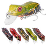 ZANLURE 1pc 4cm 9.5g Pencil Popper Fishing Lure Crankbait Wobblers Plastic Frog Artificial Bait