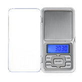 Portable Pocket Digital Scale Balance Mini LCD Jewellery Gram Weight 200gx0.01g