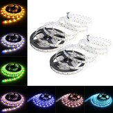 5M RGBW RGBWW SMD 5050 Non-Waterproof LED Flexible Strip Light for Christmas Decor DC12V