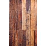 3x5ft 90x150cm Wooden Floor Studio Prop Photography Backdrop Background