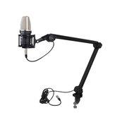 Alctron MA614 Микрофон держатель кронштейна для трансляции аудио записи настольный микрофон стойки карданы подвеска стрелы ножничный рычаг Stand