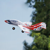 MinimumRC Flycat 340mm Wingspan KT Espuma Mini RC Airplane Racer KIT Com EDF / EDF + Servos