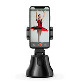 Auto Tracking Smart Shooting Phone Holder 360 Rotation Auto Face Tracking Holder