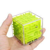 Multi-Color 3D Stereo Labyrinth Fidget Reduce Stress Cube For Kids Children Gift Toys