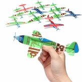10Pcs Banggood Flying Plane Toy Gift Birthday Christmas Party Bag Filler