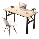 Foldable Computer Desk Student Writing Study Table Office Workstation Home Laptop Desk Game Table