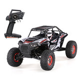 Wltoys 10428-B2 1/10 2.4G 4WD 40 km / u Racing Rc Car Rock Crawler Off-Road Truck RTR Toy
