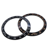 Bakeey Black White Ceramic Bezel Insert Fits for Daytona Watches
