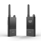 Baofeng BF-T9 1500mAh Walkie Talkie 400-470MHz 99 Channel USB Charging Two Way Radios Outdoor Climbing Travel