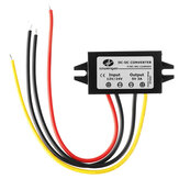 SZWENGAO WG-1224S0503 Car LED Power Supply 12V 24V to 5V 3A DC-DC Step Down Power Supply Module 8-32V