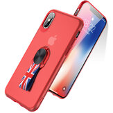 Bakeey Detachable Strap Grip Magnetic Shockproof Protective Case For iPhone X/7 Plus/8 Plus