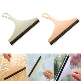 Glass Scraper Cleaner High Quality Soft Plastic Glass Brush Wiper Simple Mirror Floor Blade Cleaning Brush