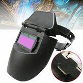 Auto Darkening Welding Helmet Shield Arc Welding Mask Solar Powered 20.5x18.5CM