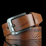 108 CM Męskie Retro Pas Cowboy Leisure Wild Hollow Belt