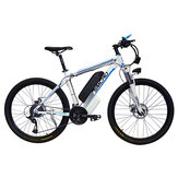 SMLRO C6 48V 13Ah 500W 26in Electric Moped Bicycle Electric Bike 35km/h Max Speed 80km Max Range Mountain Bicycle E Bike