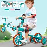 2'si 1 arada Yok Pedal Yürüyor Denge Bisikleti Twist Araba 6-12 Ay Yaş Çocuklar İçin Denge Egzersizi Çocuklar Rid-on Oyuncak Hediye