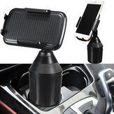 Universal 360° Adjustable Car Cup Holder Car Mount Bracket Interior Accessories Drinks Holders For Cell Phones GPS